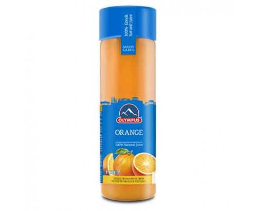 Натурален сок Олимпус 1л 100% портокал
