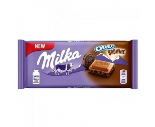 Шоколад Милка 100г Брауни