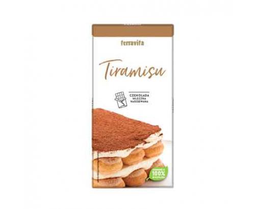 Шоколад Теравита 100г Тирамису