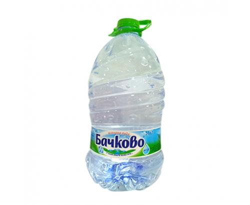 Изворна вода Бачково 5л