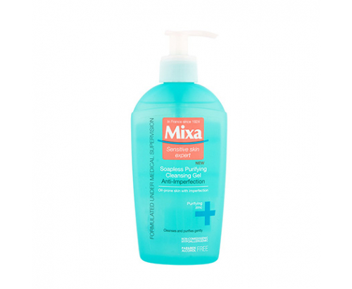Почистващ гел за лице Микса 200мл При несъвършенства