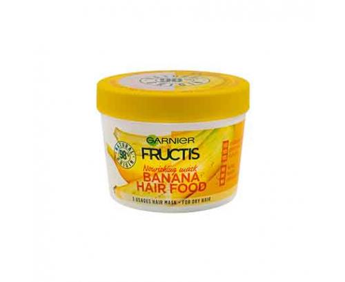 Маска за коса Фруктис Хеър Фууд 390мл Банан