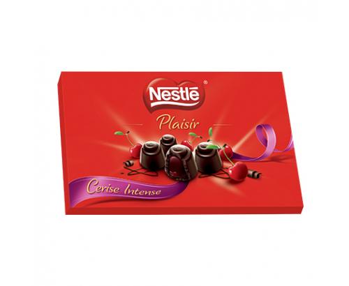 Шоколадови бонбони Нестле 137г Пияни вишни