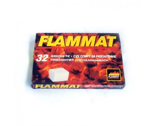 Сух спирт за разпалване Фламмат