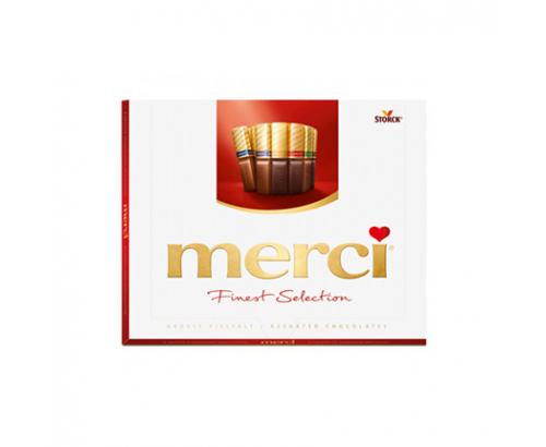Шоколадови бонбони Мерси 250г
