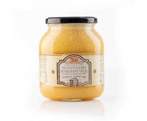 Пчелен мед Пчелинъ 900г