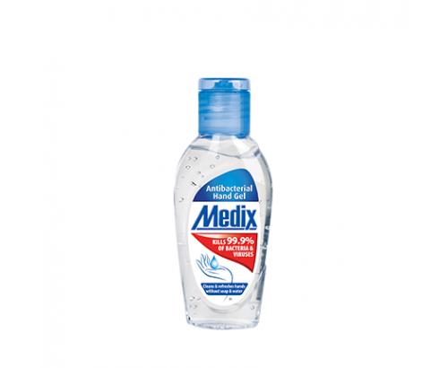 Антибактериален гел за ръце Медикс 60мл