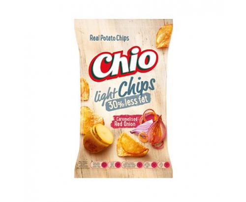 Чипс Чио Лайт 125г Карамелизиран лук