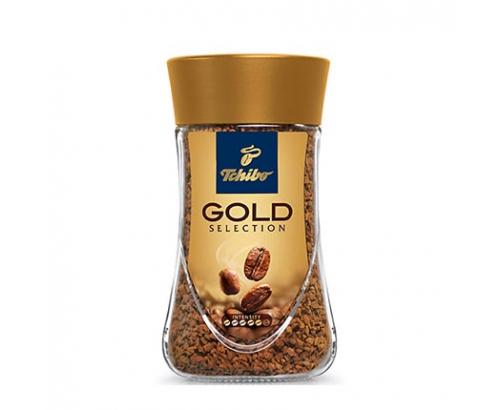 Разтворимо кафе Тчибо 50г Голд Селекшън