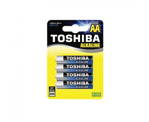 Батерии Тошиба LR06 4бр
