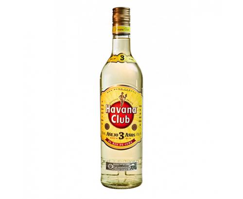 Ром Хавана Клуб 700мл 3г