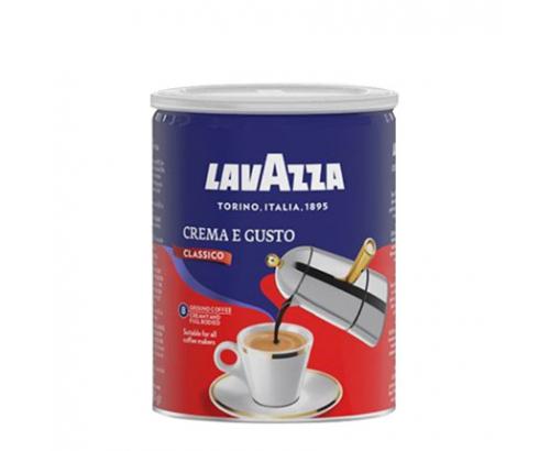 Мляно кафе Лаваца 250г Крема е Густо Кутия