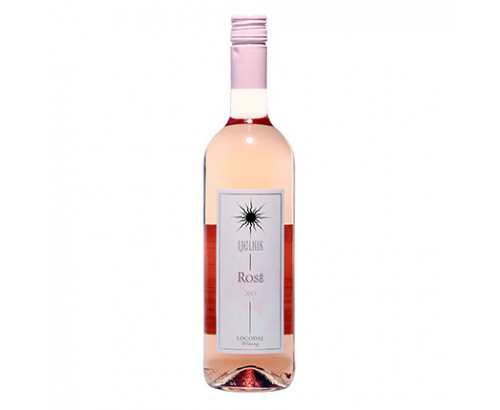 Вино Логодаж 750мл Розе Мелник