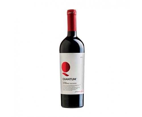 Вино Куантум 750мл Сира и Каберне