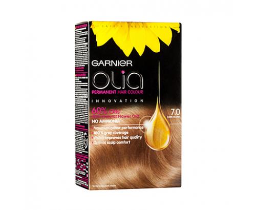 Боя за коса Гарние Олиа 7.0 Тъмно русо