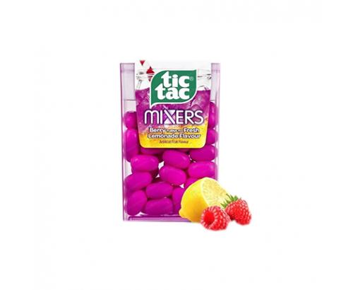 Бонбони Тик-Так 25г Горски плод и Лимон