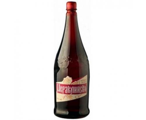 Напитка на винена основа Мераклийско 2л Червен пелин