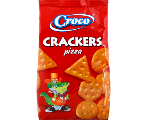 Крекери Кроко 100г Пица