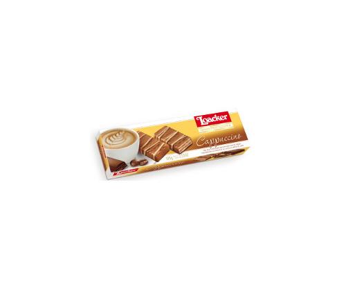 Шоколадов десерт Линдт Лоакер 100г Капучино