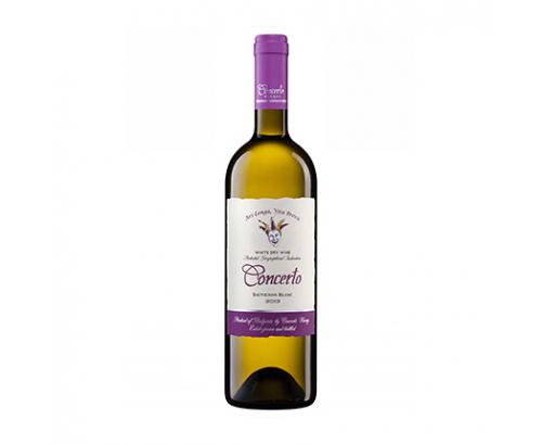 Вино Кончерто 750мл Совиньон Блан
