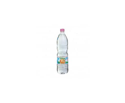 Натурална вода за бебешки храни Бебелан 1,5л