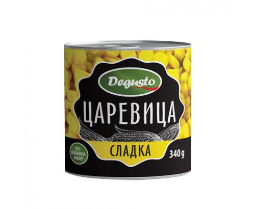 Сладка царевица Дегусто 340г
