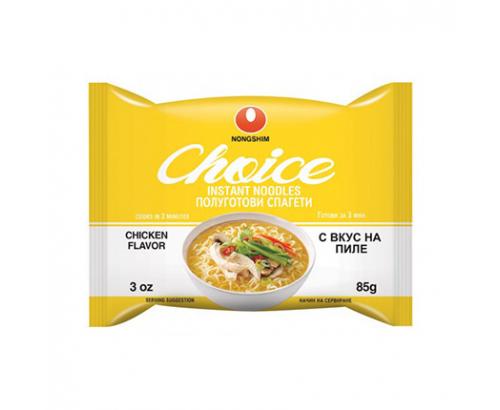 Инстантни спагети Чойс 85г Пиле