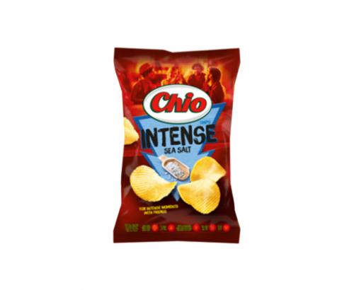 Чипс Чио Интенс 65г Морска сол