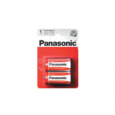 Батерии Панасоник R14RZ 1.5V 2бр
