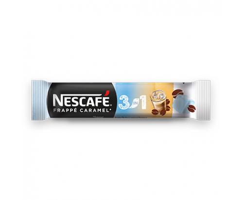 Кафе микс Нескафе 3в1 16г Фрапе Карамел