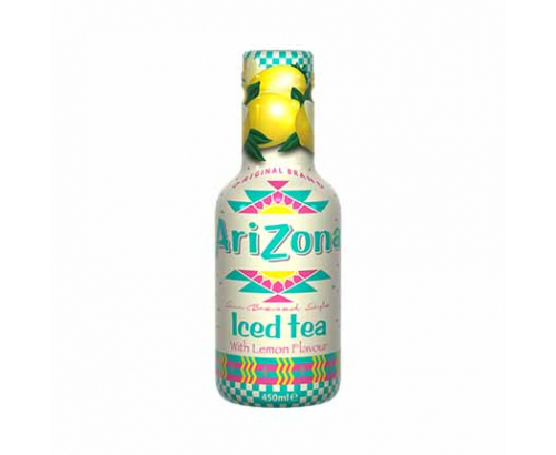 Студен чай Аризона 450мл Лимон