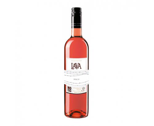 Вино Ничия Земя Лава 750мл Розе