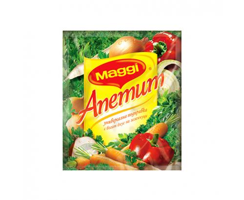Универсална зеленчукова подправка Апетит Маги 90г