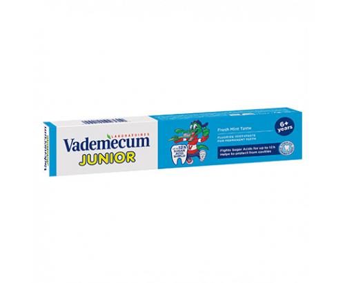 Паста за зъби Вадемекум 75мл Детска 6+