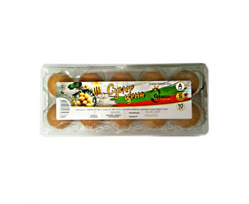 Яйца Аквилон 10бр S