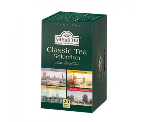 Чай Ахмад 20бр Черен Селекция
