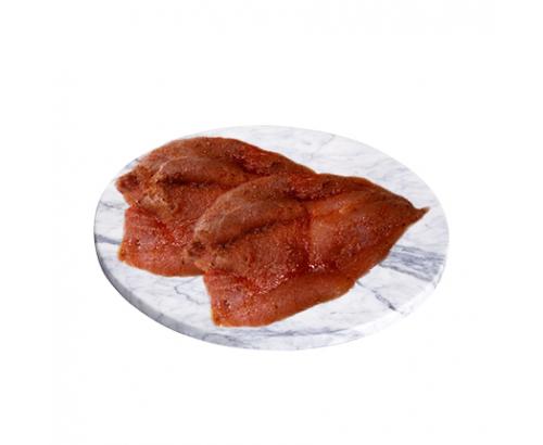 Маринована свинска пържола от бут