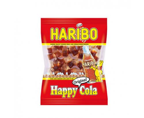 Желирани Бонбони Харибо 200г Хепи Кола