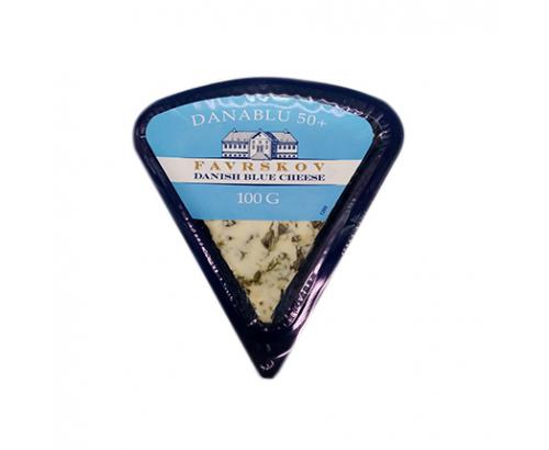 Синьо сирене Милки 100г