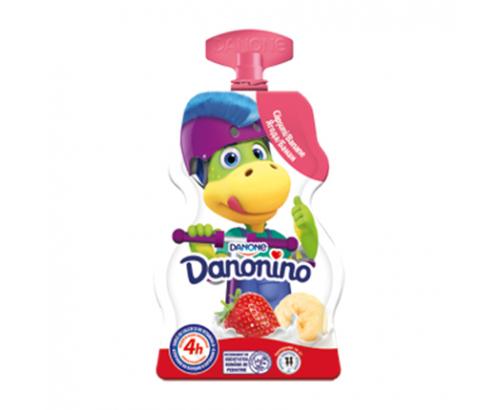 Данонино 70г Ягода и банан