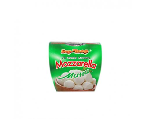 Моцарела Мини Бор Чвор 125г