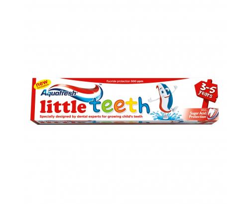Паста за зъби Аквафреш 50мл 3-5 години