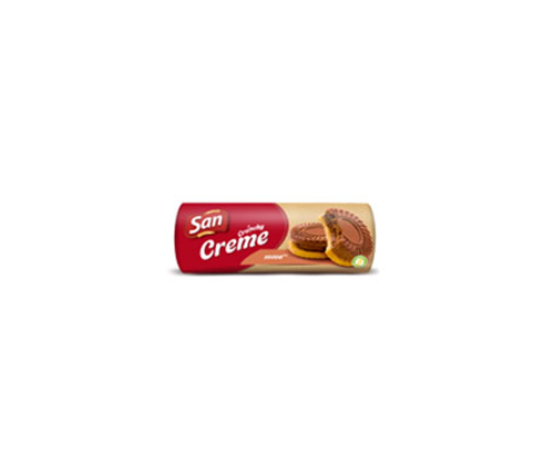 Бисквити Сан 180г Сандвич какао