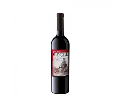 Вино Сайкъл 750мл Пино Ноар