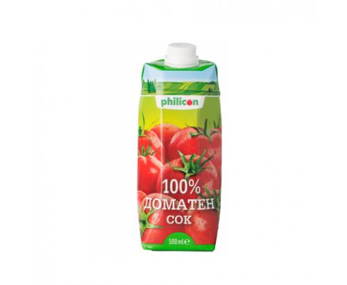 Доматен сок Филикон 500мл