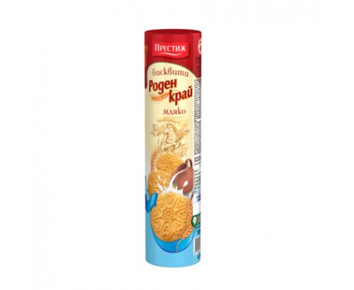 Бисквити Роден Край 165г Мляко