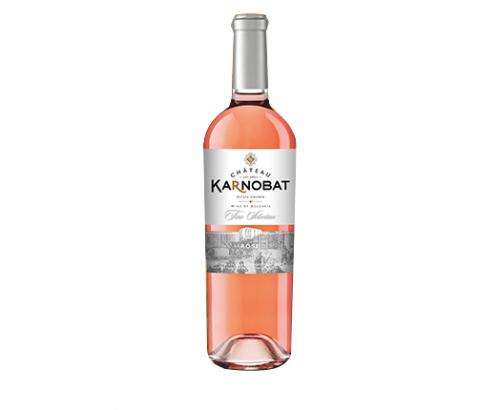 Вино Шато Карнобат 750мл Розе