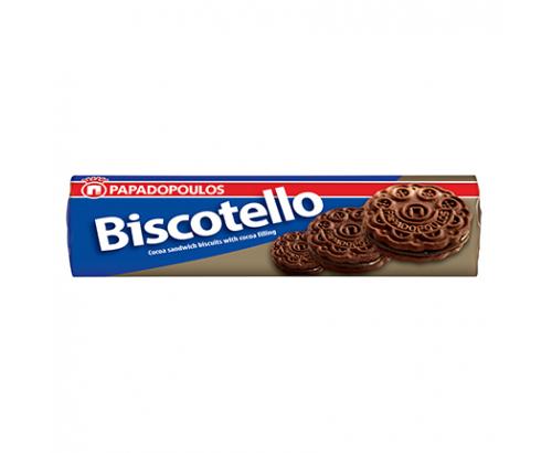 Бисквити Бискотело 200г Шоколад