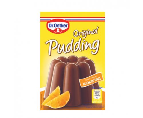 Пудинг Д-р Йоткер 50г Шоколад
