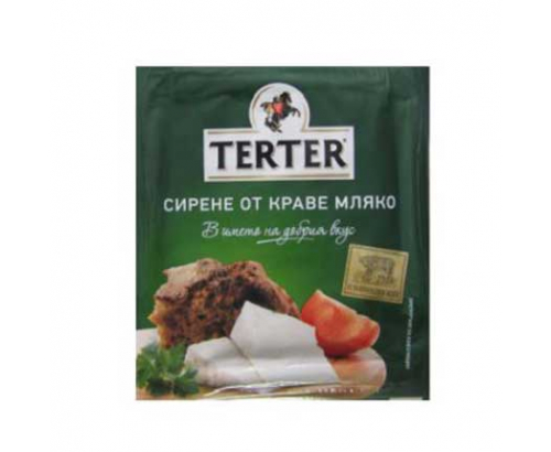 Краве сирене Тертер 700г Вакуум